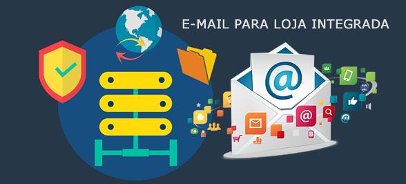 serviço email loja integrada